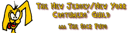 NJ/NY Costumers Guild banner